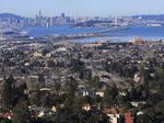 ​In California, a green split over a density push