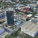 Wanted: Developer who can build a high-rise next to church on The Drag