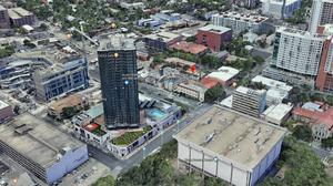 Wanted: Developer to build high-rise next to church
