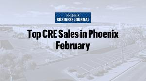 Apartments, data centers top Valley's big commercial real estate sales in February