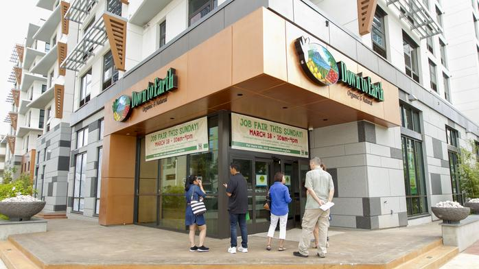 Down to Earth sees opportunity amid recent national retail closures