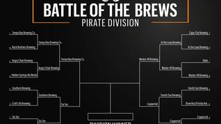 Battle of the Brews 2018: Pirate Division - Round 3