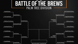 Battle of the Brews 2018: Palm Tree Division - Round 3