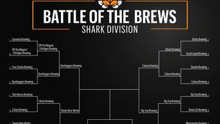 Battle of the Brews 2018: Sharks Division - Round 3