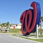 Escape the snow with these photos of the Nationals in spring training