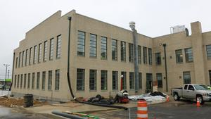 See inside: Downtown Universal Life development prepares for tenants