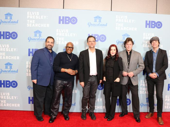 Behind the Scenes: HBO Elvis film screens at Guesthouse at Graceland