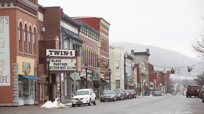 Tiny Wellsville reacts to losing its biggest employer