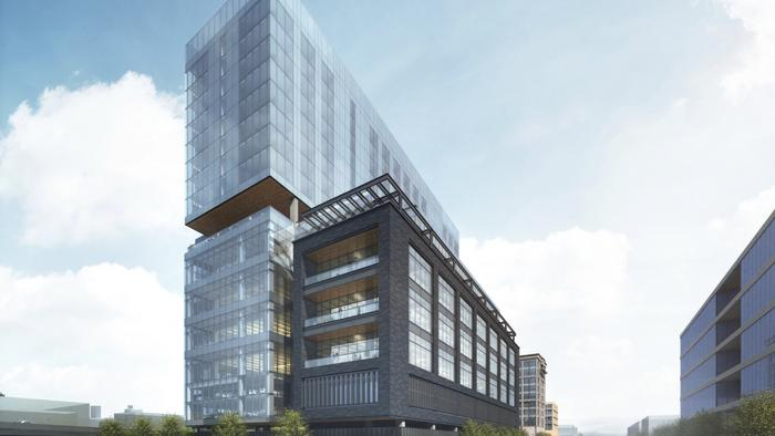 GrayStreet Partners granted height exemption for 1603 Broadway