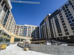 Inside Marquette's $108 million residence hall as construction progresses: Slideshow