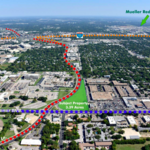 Prime Austin land near busy intersection offered to developers for nearly $8 million