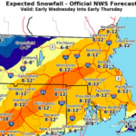 Boston's going to get hit with yet another nor'easter