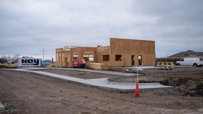 Medical providers gravitating toward new facility construction