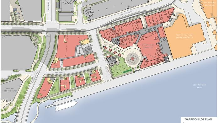 Controlling the Garrison lot next to Channelside Bay Plaza is crucial for Water Street Tampa. Here's why.