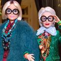 Mattel creates a Barbie for fashion icon Iris Apfel