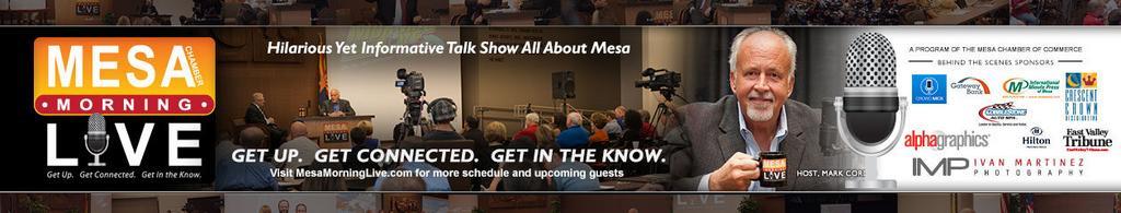 Mesa Morning Live!