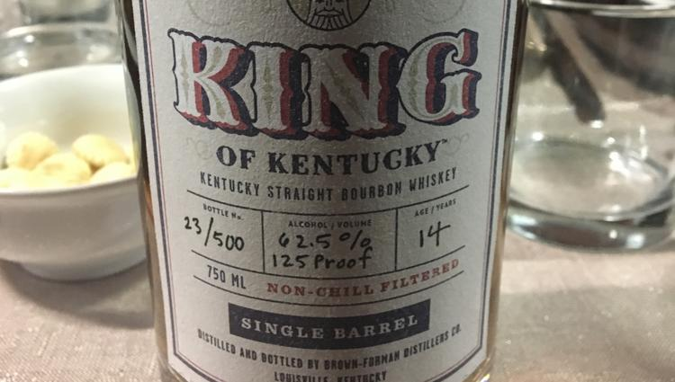 brown forman s new king of kentucky bourbon releases in june