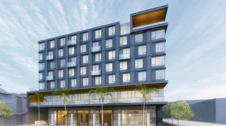 Cim Group Enled 121 Homes At Broadway And Embarcadero In Oakland S Jack London Square