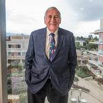 <strong>Christopher</strong> Dawes, CEO of Lucile Packard Children's Hospital Stanford, retires