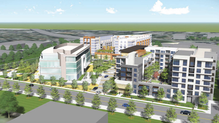 Google-leased property poised for 300 new residential units in Mountain View sells at big premium