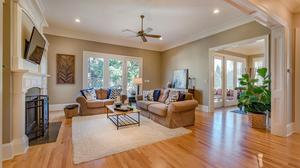 Luxury Custom Home in the Prestigious Highgrove Neighborhood