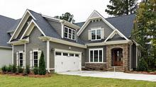 Lovely European Transitional Style Home by Halcyon Homes