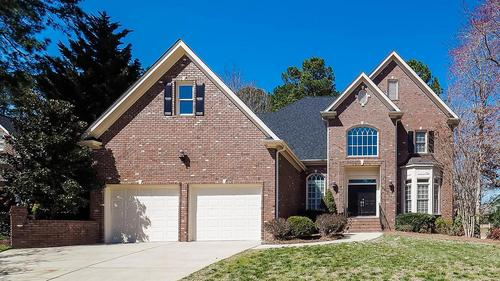 All Brick Home on the on the Fairways Golf Course