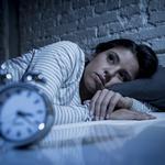 Who's losing sleep over work?