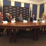 Pittsburgh leaders host Trump tax roundtable discussion