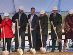 Charlotte Regional Realtor Association breaks ground on new HQ as developer eyes future office phases (PHOTOS)