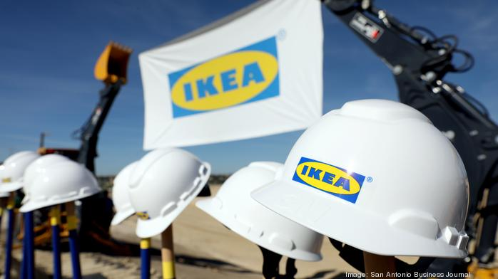IKEA celebrates groundbreaking of future Live Oak store