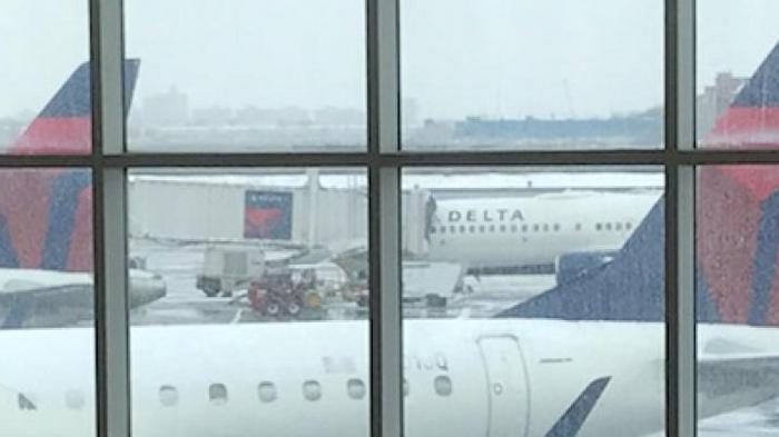 Another Nor'easter is terrorizing Delta