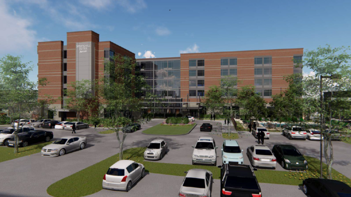 Hotel emerges at $270M mixed-use development in Cool Springs