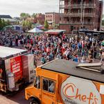 Vendors, live music set for Larkin's 'Food Truck Tuesdays'