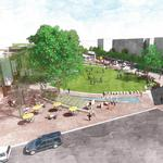 Naftzger Park redesign gains approval of downtown businesses