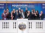 AquaVenture CEO rings NYSE closing bell
