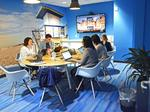 Hot trends, cool digs: Companies see more engaged, happy workers with modern office space