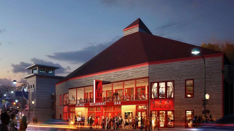 Ryman Hospitality Properties, Blake Shelton expand Ole Red
