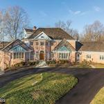 Home of the Day: A Majestic Country Chateau in Potomac
