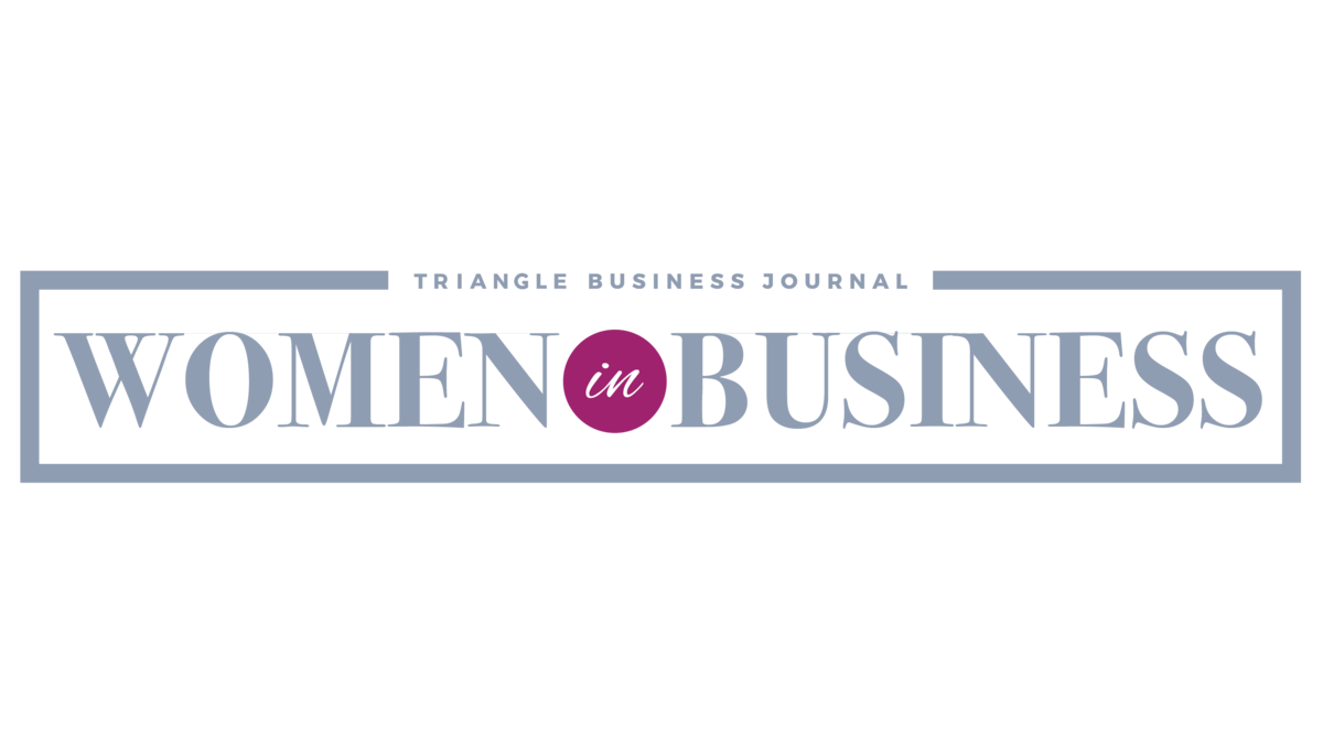 2018 Women In Business Awards Winners A G Triangle Business Journal