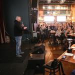 Charlotte startups battle it out at inaugural PitchBreakfast event