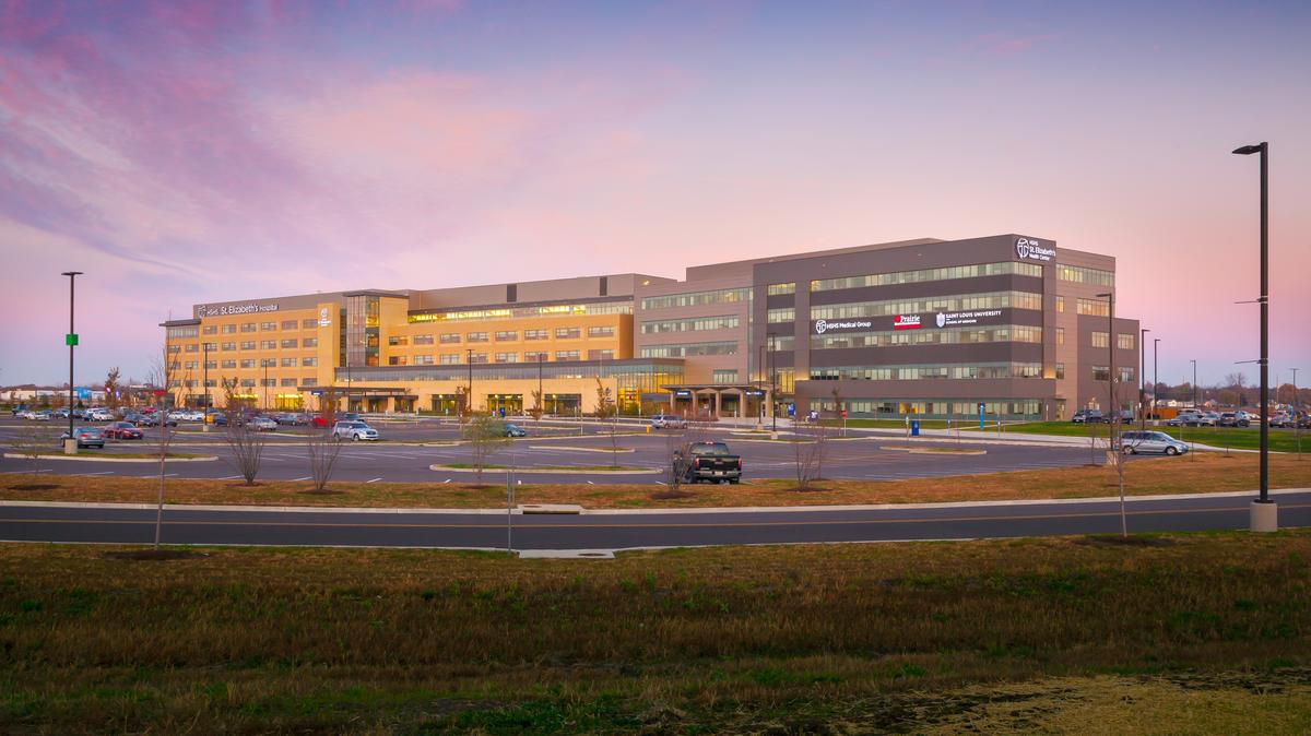Hshs Makes The New St Elizabeth S Hospital More Efficient