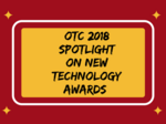 OTC 2018: Tech awards doled out before big conference hits Houston