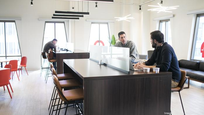 Coworking's coming-of-age: Shared space has gone from new & weird to common & smart