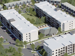 Developer preps site for apartments, shops near SunRail station