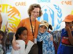 CARE CEO Michelle Nunn believes in service and action