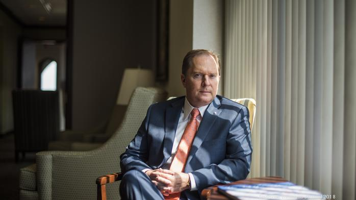 Why the new Saint Thomas chief left Texas for Nashville