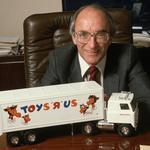 Toys 'R' Us founder Charles Lazarus dies