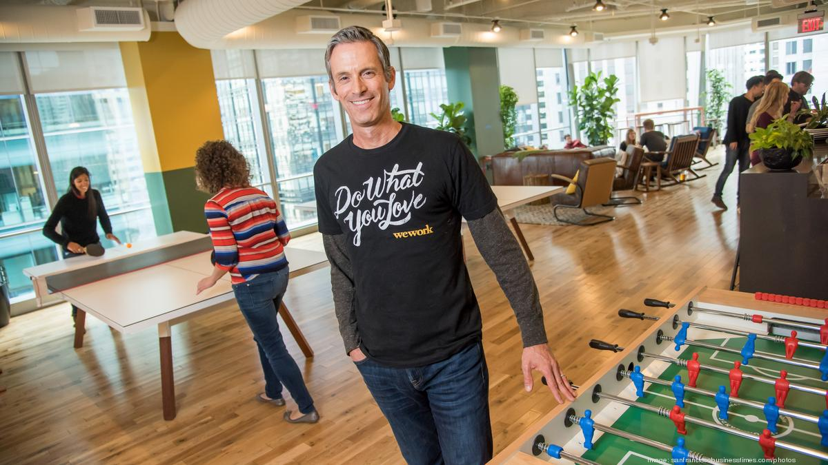 Deal of the Year: WeWork's Bay Area domination (Video) - San