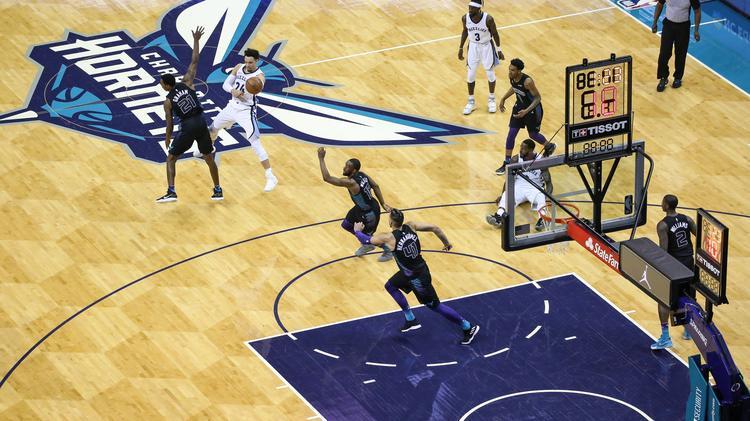 watch 348df c15e9 Spectrum backs NBA Charlotte Hornets' anniversary season ...